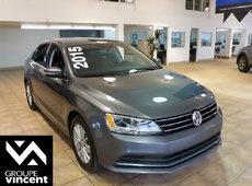Volkswagen Jetta Sedan TRENDLINE**MAGS** 2015