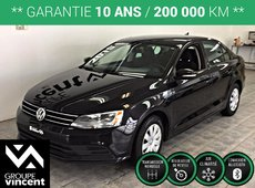 Volkswagen Jetta Sedan TRENDLINE+ **GRP ÉLECTRIQUE/ BLUETOOTH 2015