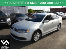 Volkswagen Jetta HYBRID COMFORTLINE**GARANTIE 10 ANS** 2013