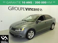 Volkswagen Jetta TDi COMFORTLINE **GARANTIE 10 ANS** 2013