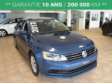 Volkswagen Jetta Trendline+**GARANTIE 10 ANS** 2017