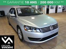 Volkswagen Passat TRENDLINE**MAGS** 2012