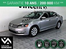 Volkswagen Passat TRENDLINE TDI ** GARANTIE 10 ANS ** 2014