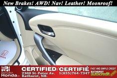 2015 Acura RDX Tech Pkg - AWD