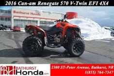 Can-Am Renegade 570 2016