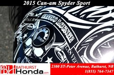 2015 Can-Am Spyder F3-S