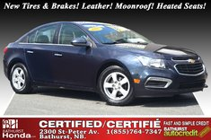 Chevrolet Cruze Limited - 2LT 2016