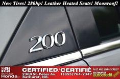 Chrysler 200 Limited - V6 2013