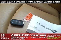 2014 Dodge Journey R/T - AWD