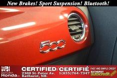 Fiat 500 Sport 2013