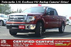 2014 Ford F-150 Supercrew 157