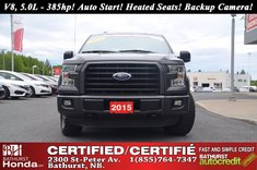 2015 Ford F-150 XLT - Sport Package