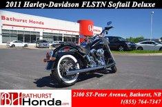 Harley-Davidson FLSTN Softail Deluxe 1584cc 2011