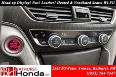 2018 Honda Accord Sedan TOURING