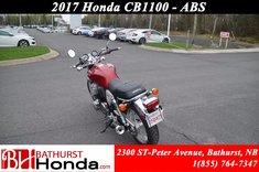 Honda CB1100A ABS 2017