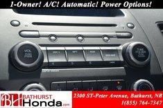 Honda Civic Coupe DX-G 2007