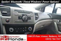 2012 Honda Civic Coupe LX