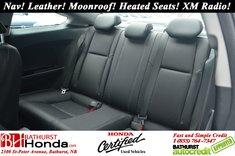 Honda Civic Coupe EX-L - Nav 2013