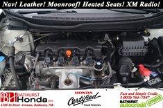 2013 Honda Civic Coupe EX-L - Nav