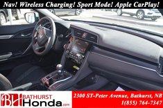 Honda Civic Coupe SI 2017