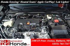 Honda Civic Coupe LX - HS 2018