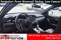 2018 Honda Civic Coupe SI - HFP