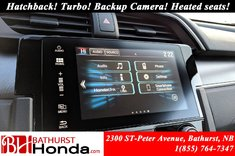Honda Civic Hatchback LX 2018