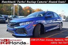 2018 Honda Civic Hatchback LX