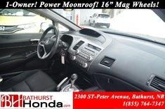 Honda Civic Sedan SE 2010
