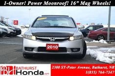 2010 Honda Civic Sedan SE
