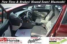 2013 Honda Civic Sedan LX
