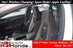Honda Civic Sedan SI 2017