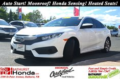 Honda Civic Sedan EX - HS 2017