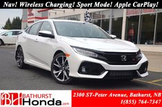 2018 Honda Civic Sedan SI