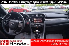 Honda Civic Sedan SI 2018