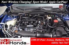 2018 Honda Civic Sedan SI