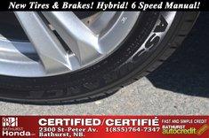Honda CR-Z Hybrid 2011