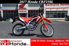 Honda CRF250L  2017