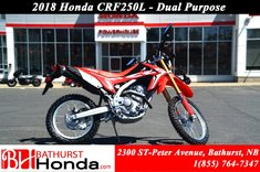Honda CRF250L  2018