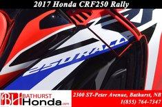 2017 Honda CRF250 RALLY