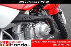 2019 Honda CRF50