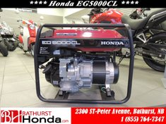 2017 Honda EG5000CL