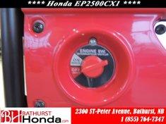 Honda EP2500CX1  9999