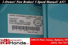 2012 Honda Fit DX-A