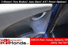2013 Honda Fit DX-A