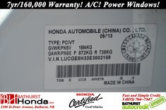 2014 Honda Fit DX-A