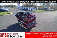 2000 Honda Gold Wing 1500