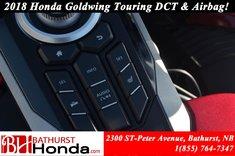 Honda Gold Wing Touring! 2018
