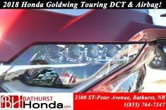 2018 Honda Gold Wing Touring!
