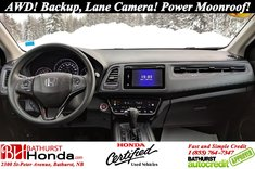 Honda HR-V EX - AWD 2016